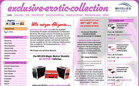 exclusive erotic collection